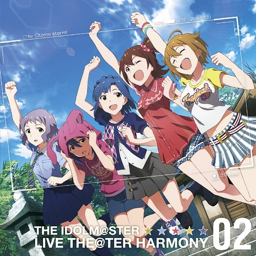 THE IDOLM@STER LIVE THE@TER HARMONY 02