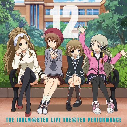 THE IDOLM@STER LIVE THE@TER PERFORMANCE 12